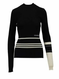 Calvin Klein Viscose & Wool Sweater