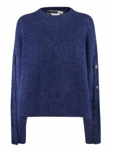 Sportmax Buttoned Sweater