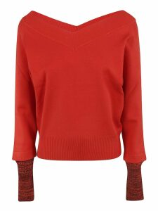 Sportmax V-neck Sweater