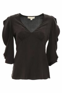 MICHAEL Michael Kors Silk Top