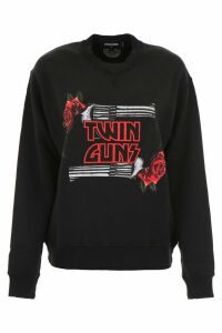 Dsquared2 Twin Guns Sweatshirt