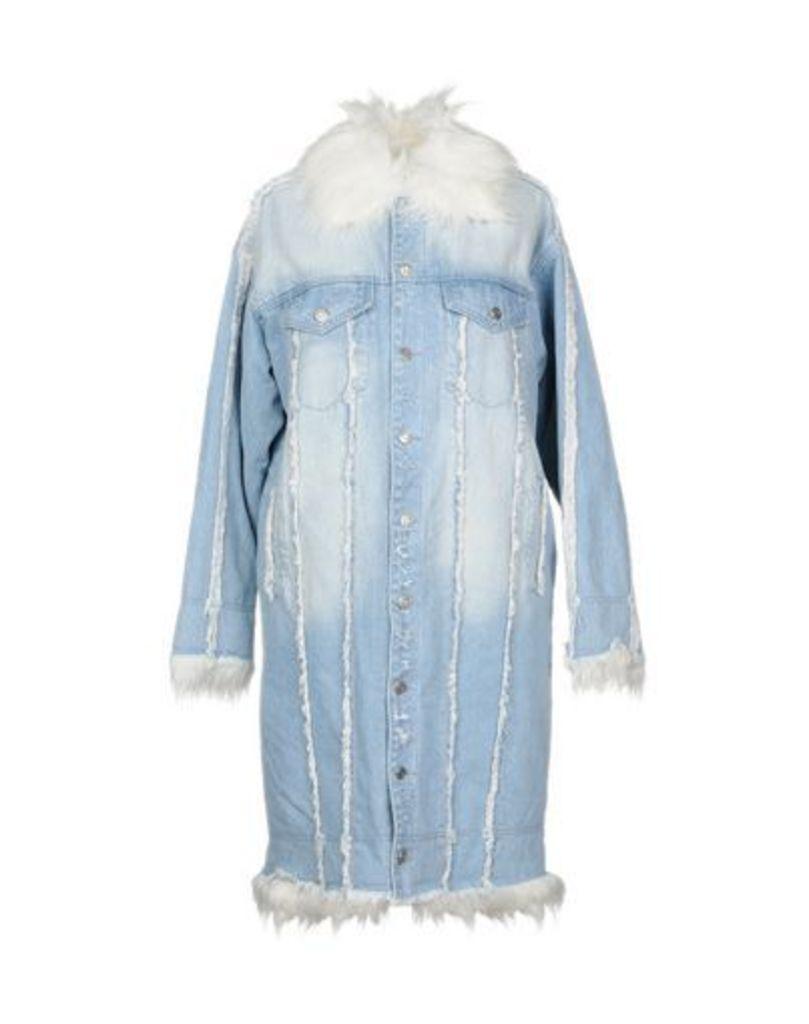 SJYP DENIM Denim outerwear Women on YOOX.COM