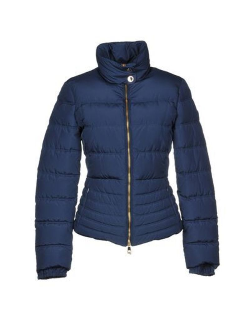 VERSACE COLLECTION COATS & JACKETS Down jackets Women on YOOX.COM