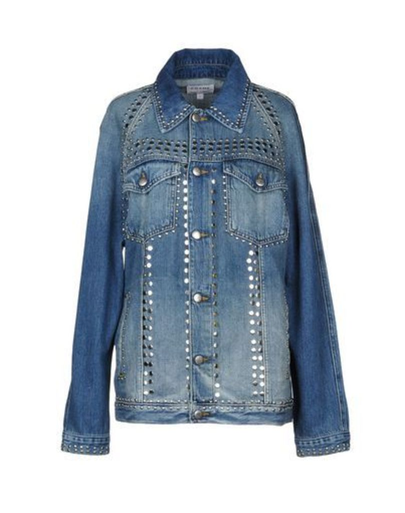 FRAME DENIM Denim outerwear Women on YOOX.COM