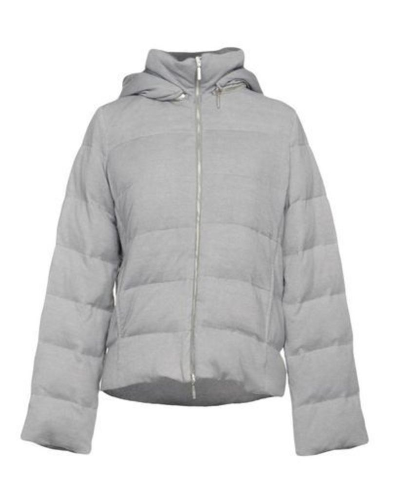 CRUCIANI COATS & JACKETS Down jackets Women on YOOX.COM