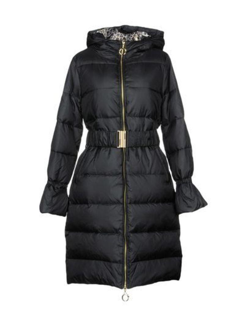 CLASS ROBERTO CAVALLI COATS & JACKETS Down jackets Women on YOOX.COM