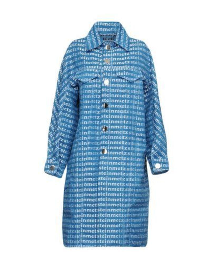 FAUSTINE STEINMETZ DENIM Denim outerwear Women on YOOX.COM