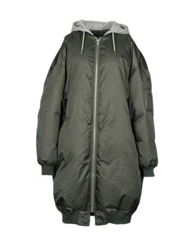 ANNAKIKI COATS & JACKETS Down jackets Women on YOOX.COM