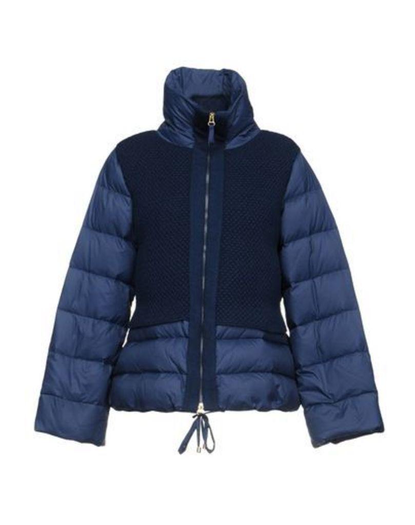TWIN-SET Simona Barbieri COATS & JACKETS Down jackets Women on YOOX.COM