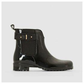 Kansas Wellington Ankle Boots