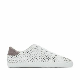Lace Detail Trainers