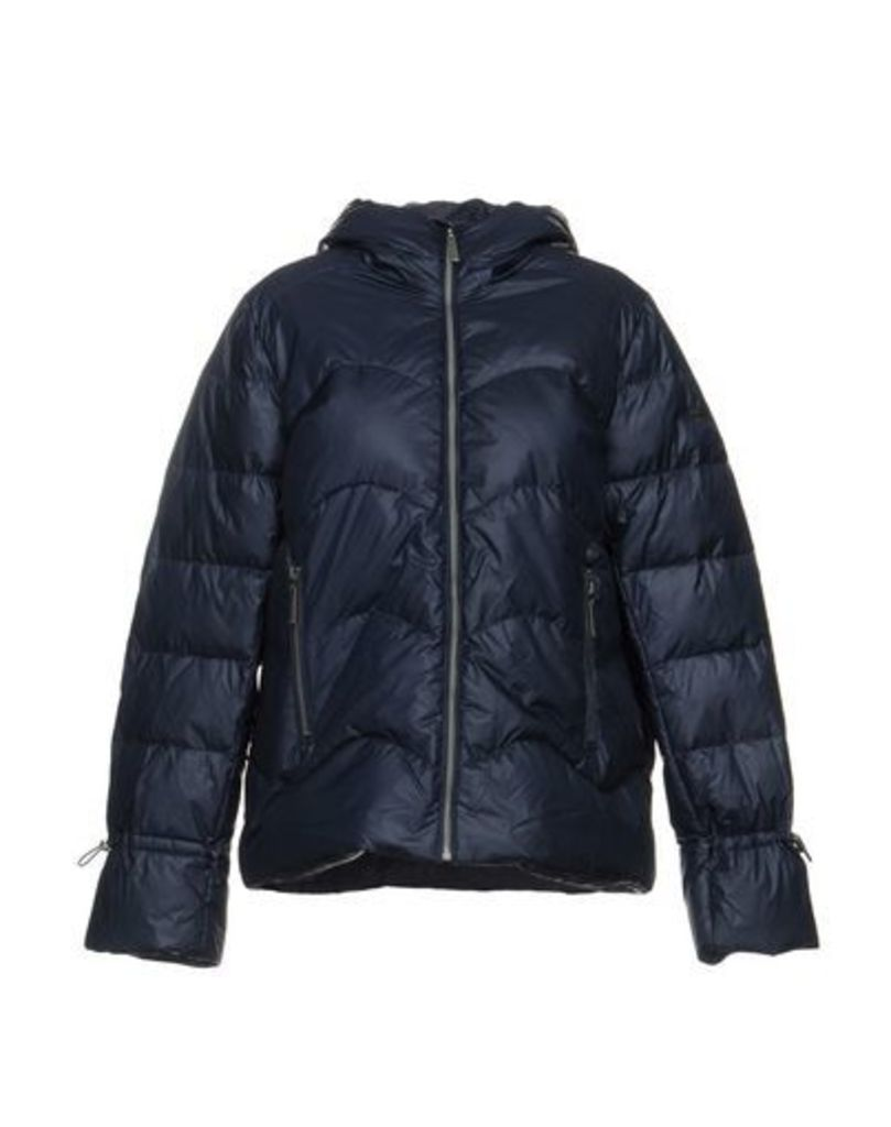 GARCIA JEANS COATS & JACKETS Down jackets Women on YOOX.COM