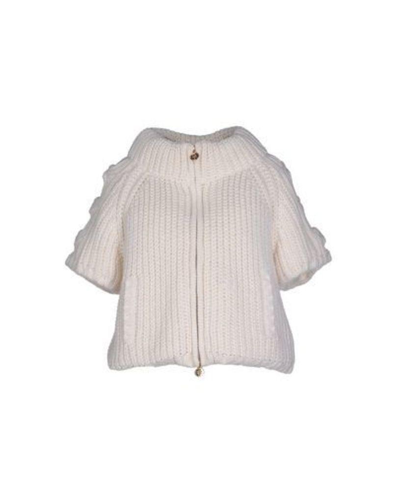 ELISABETTA FRANCHI ICY COATS & JACKETS Down jackets Women on YOOX.COM