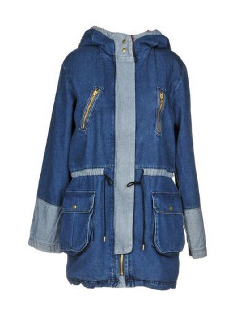 HEIMSTONE DENIM Denim outerwear Women on YOOX.COM