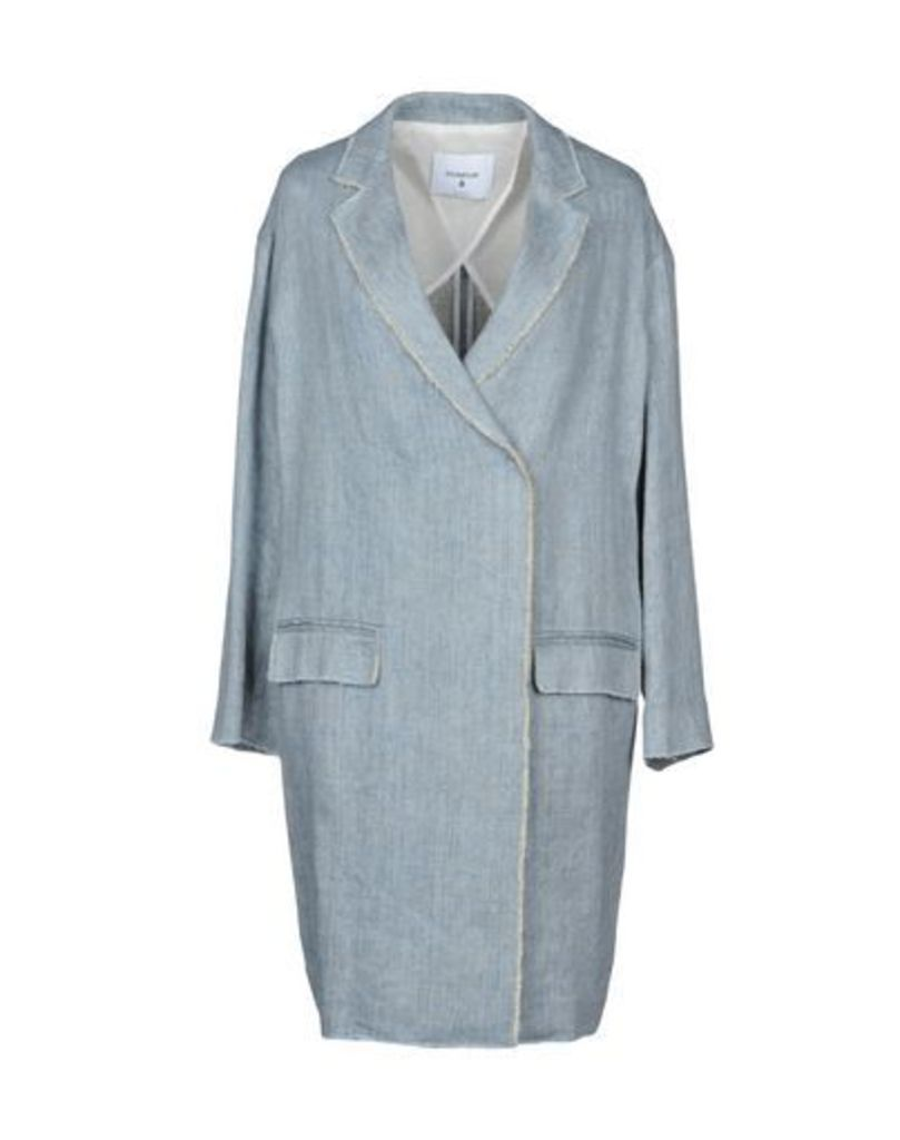 DONDUP DENIM Denim outerwear Women on YOOX.COM