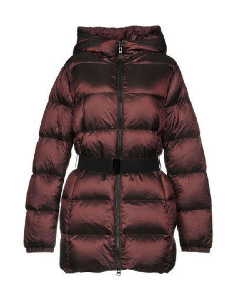 ADHOC COATS & JACKETS Down jackets Women on YOOX.COM