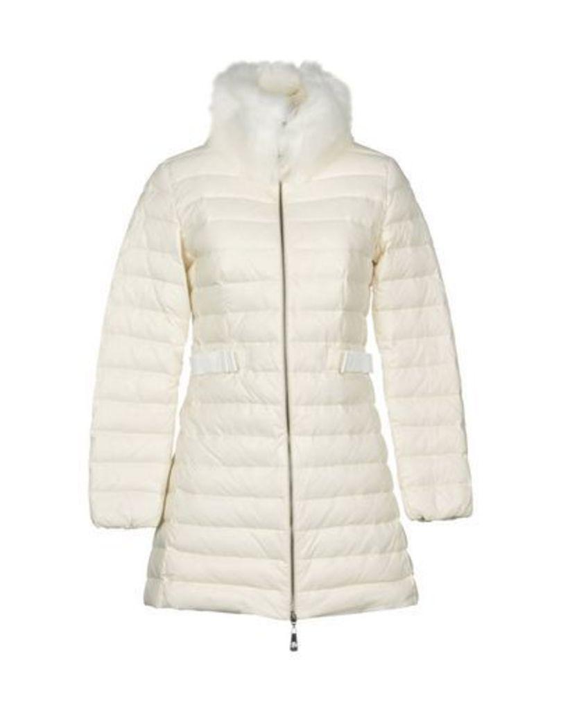 GIORGIA  & JOHNS COATS & JACKETS Down jackets Women on YOOX.COM