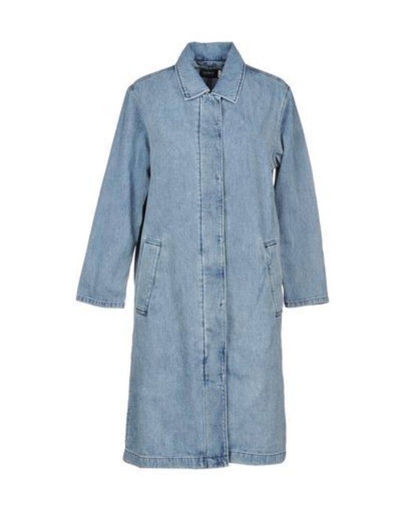 LEVI'S®  MADE & CRAFTED™ DENIM Denim outerwear Women on YOOX.COM