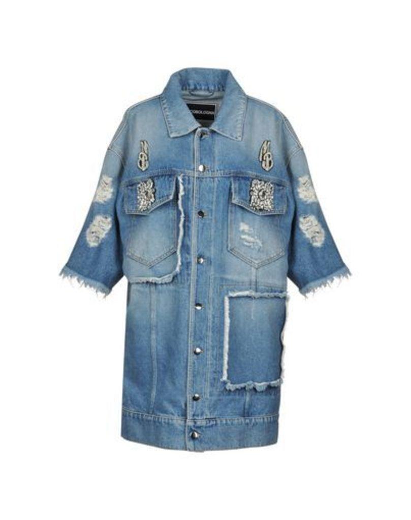 MARCO BOLOGNA DENIM Denim outerwear Women on YOOX.COM