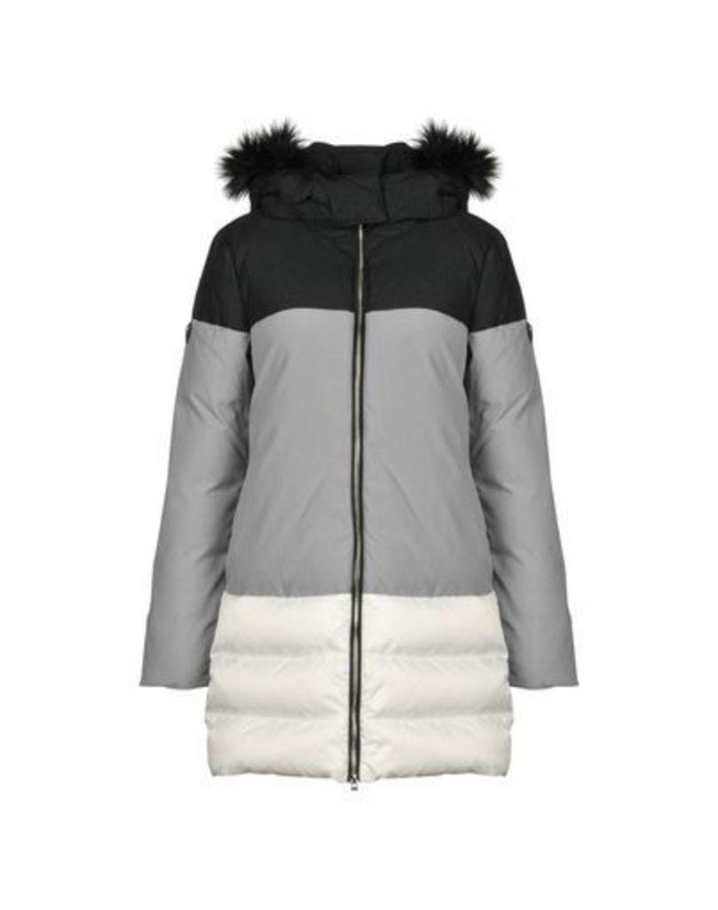 EA7 COATS & JACKETS Down jackets Women on YOOX.COM