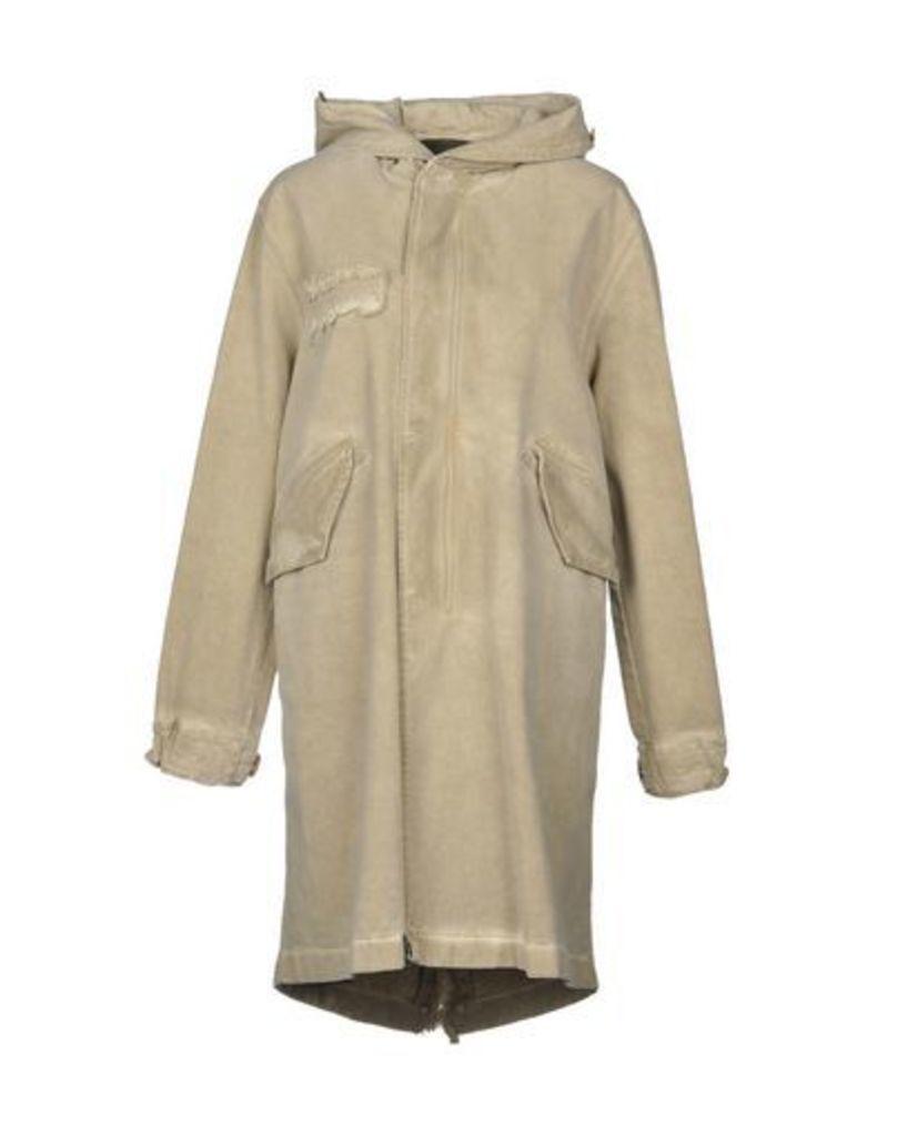 MR & MRS ITALY DENIM Denim outerwear Women on YOOX.COM