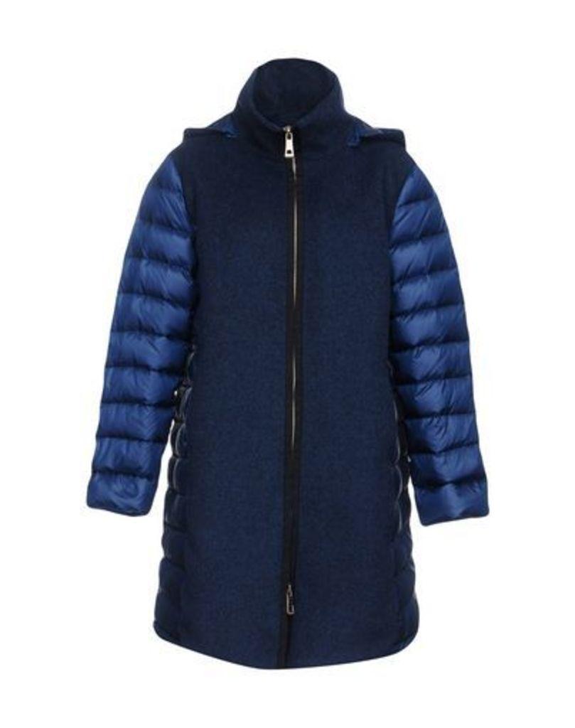 MANUELA CONTI COATS & JACKETS Down jackets Women on YOOX.COM