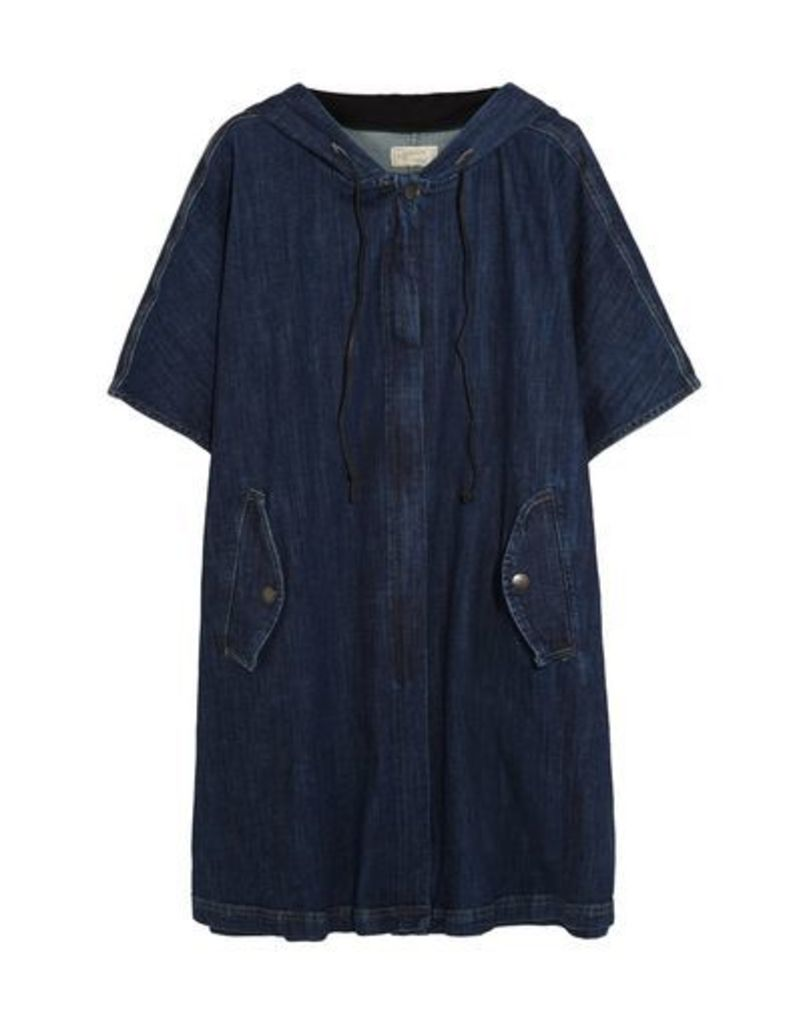 CURRENT/ELLIOTT DENIM Denim outerwear Women on YOOX.COM