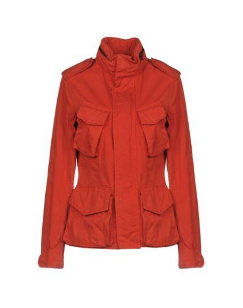 ASPESI DENIM Denim outerwear Women on YOOX.COM