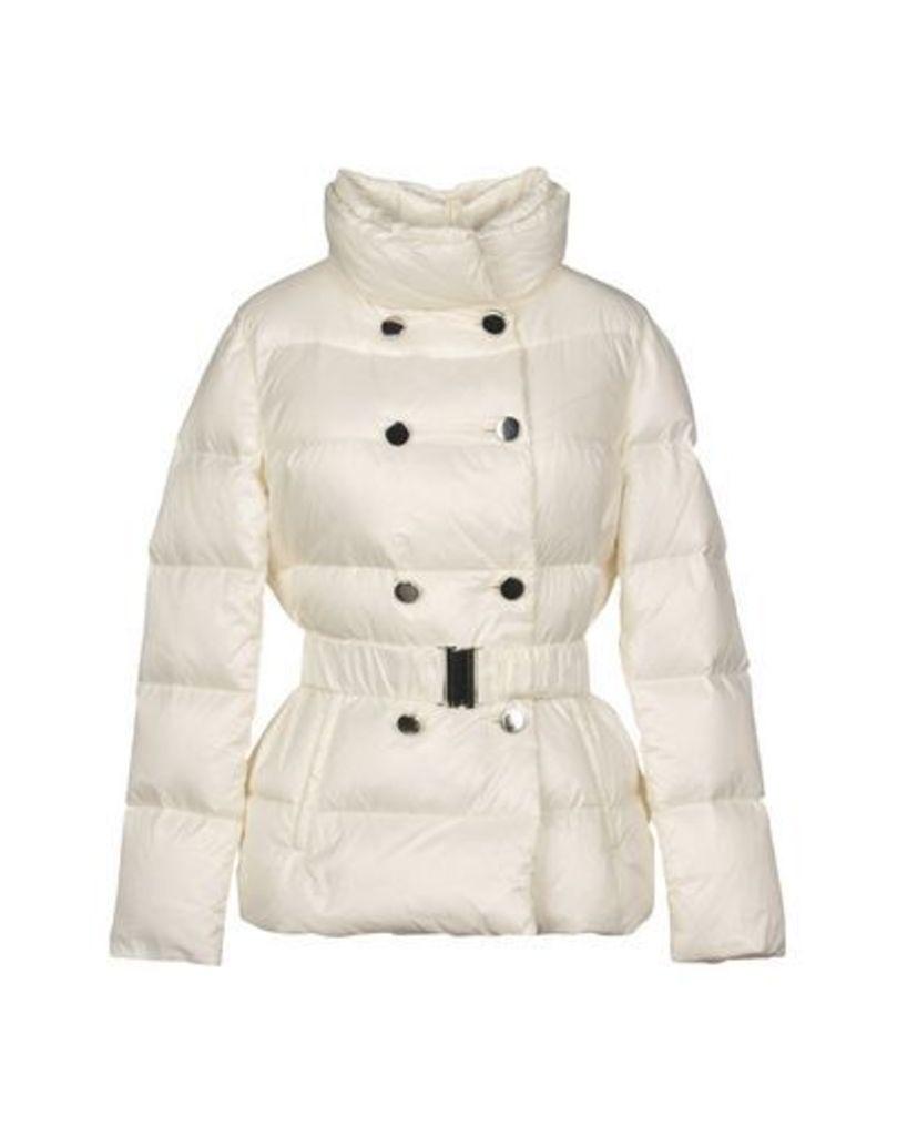 ERMANNO DI ERMANNO SCERVINO COATS & JACKETS Down jackets Women on YOOX.COM