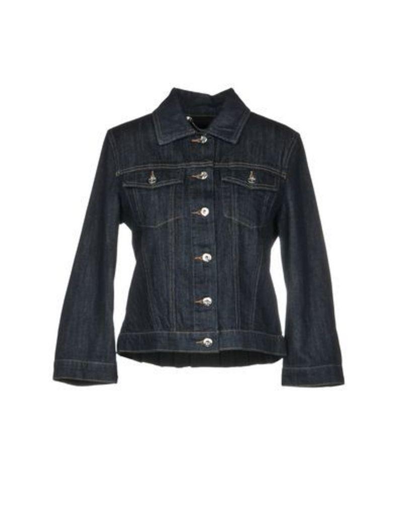 DIESEL DENIM Denim outerwear Women on YOOX.COM