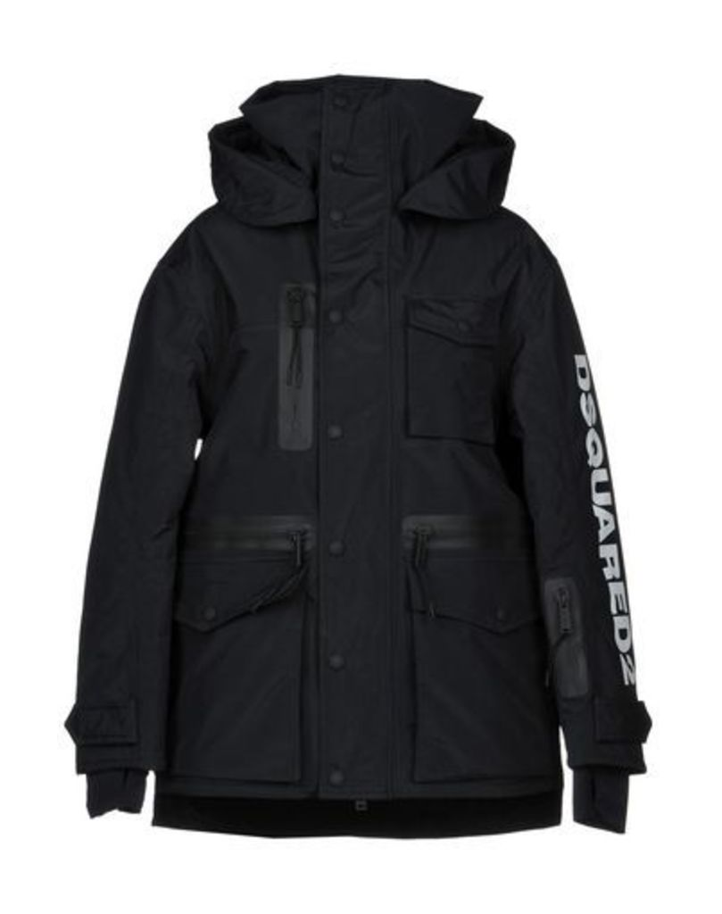 DSQUARED2 COATS & JACKETS Down jackets Women on YOOX.COM