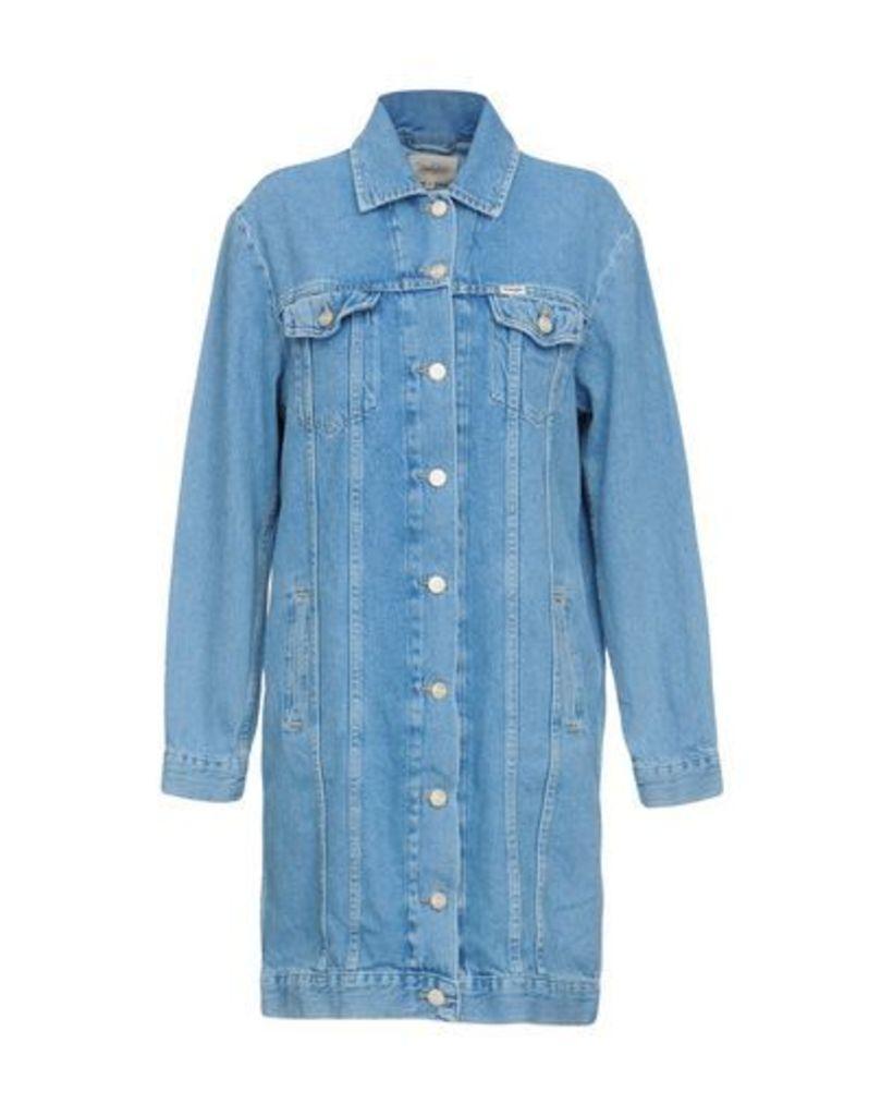 WRANGLER DENIM Denim outerwear Women on YOOX.COM