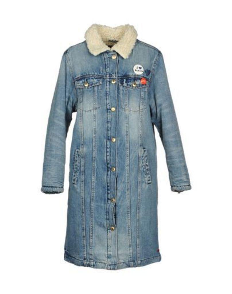 SCOTCH & SODA DENIM Denim outerwear Women on YOOX.COM
