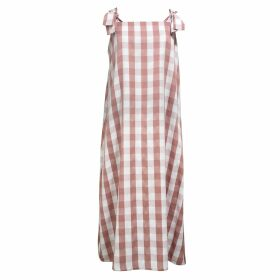 SUPERSWEET x moumi - Tulle Babydoll In Dusty Pink