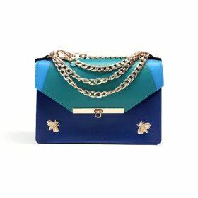 Rumour London - Olivia Red Soft Merino Wool Blend Dress