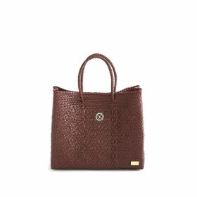 MUZA - Two Tone Turtleneck Top