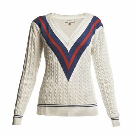 Rumour London - Wimbledon Cricket Jumper