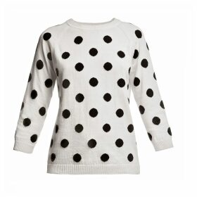 Rumour London - Charlotte Polka Dot Jumper