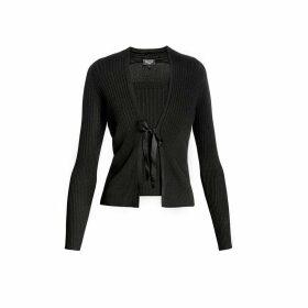 Rumour London - Lea Viscose Blend Fine Knit Cardigan & Vest