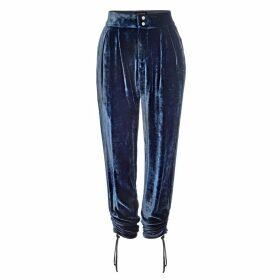 Genevie - Sweet Peas Silk Kimono Robe