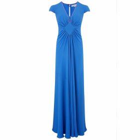 Genevie - Lily Night Silk Kimono