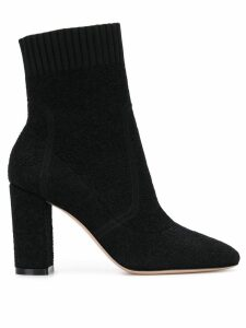 Gianvito Rossi classic ankle boots - Black