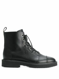Giuseppe Zanotti Chris Low ankle boots - Black