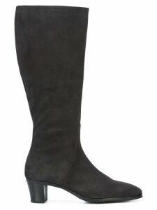 Gravati knee length boots - Grey