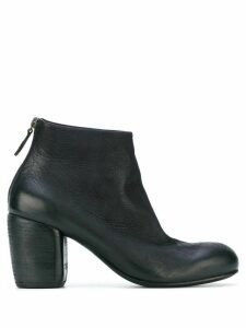 Marsèll zipped heeled ankle boots - Black