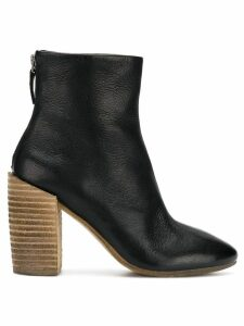 Marsèll block heel ankle boots - Black
