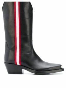 Calvin Klein 205W39nyc Western Ella boots - Black