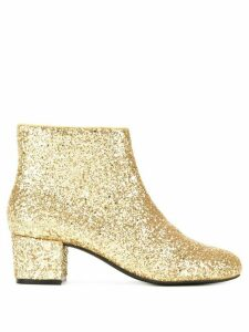 Macgraw Lucky glitter ankle-boots - Yellow