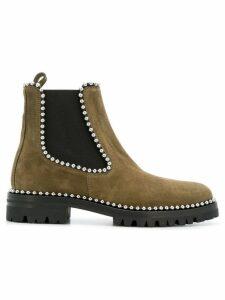 Alexander Wang Spencer boots - Green