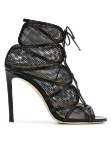 Jimmy Choo Malena 100 sandals - Black